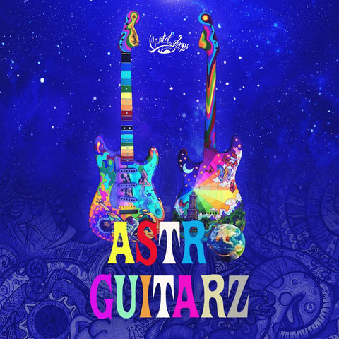 Astro Guitarz (Sample Pack) - Guitar Melodies