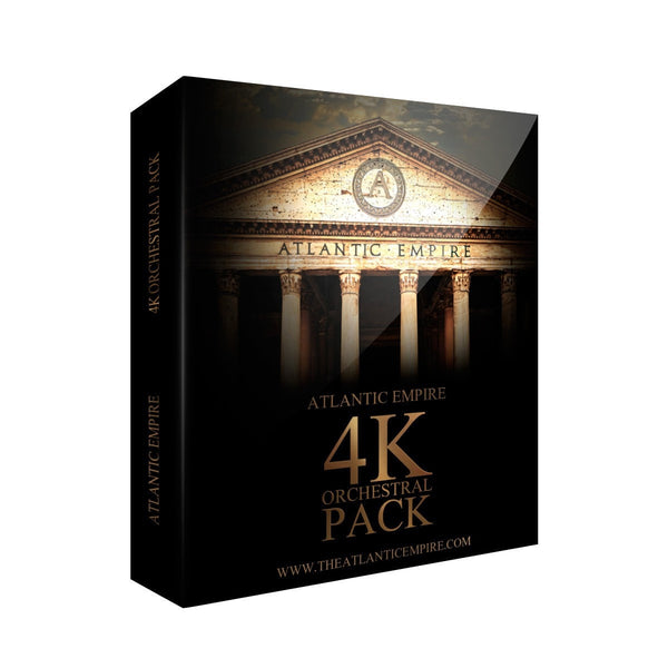 Atlantic Empire - 4K Orchestral Pack