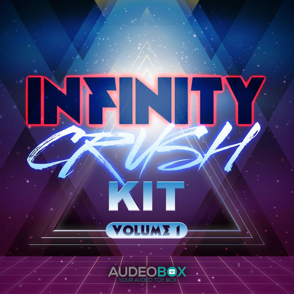 Infinity Crush Drum Kit