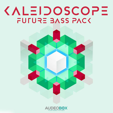 Kaleidoscope: Future Bass Pack - Drums & Loops