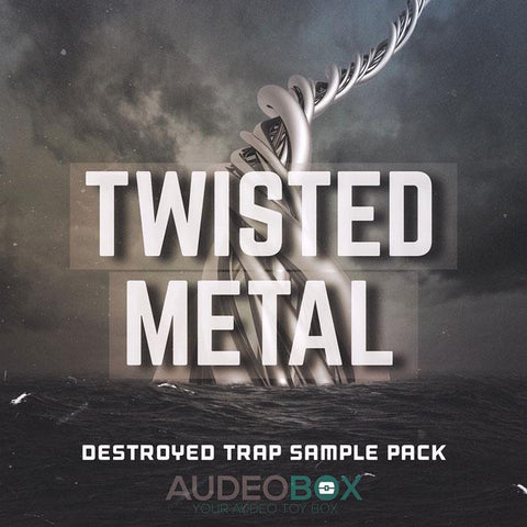 Twisted Metal (Trap Sample Pack)