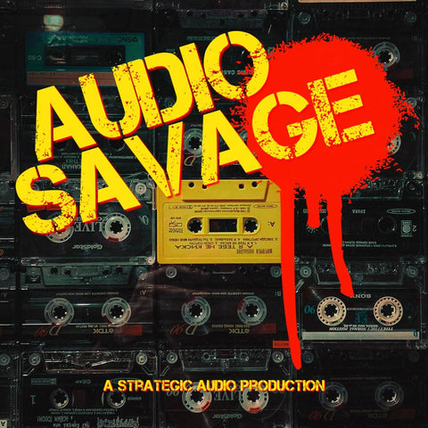 Audio Savage - Hip Hop Sample Pack