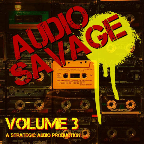Audio Savage 3 - Hip Hop Kit