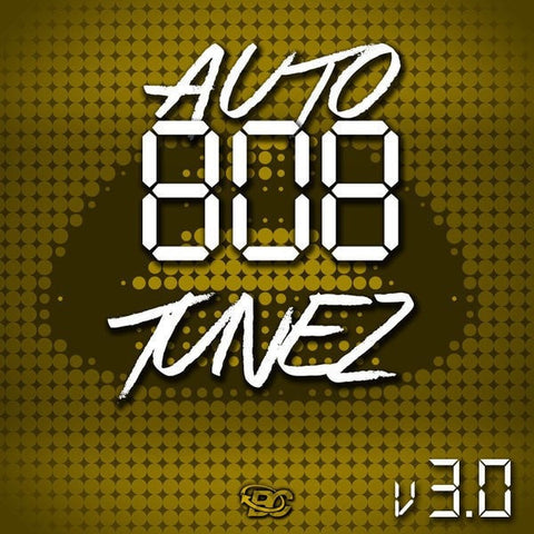 Auto 808 TuneZ Vol.3 (Loop Pack)