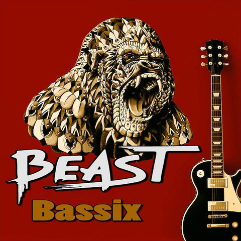 Beast Bassix - Bass One-Shots & Loops