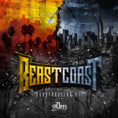 Beastcoast - 50 Cent & Dr Dre Type Beats