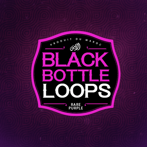 Black Bottle Loops (MMG Construction Kit)
