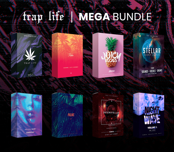 TRAP LIFE: Mega Bundle