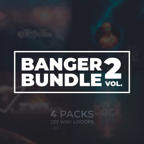 Banger Bundle Vol.2 - Trap Kits