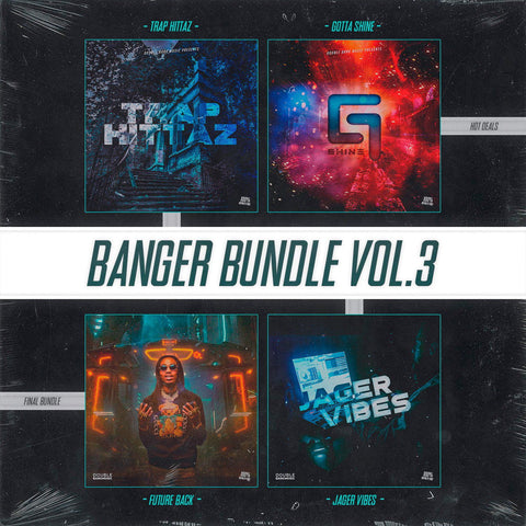 Banger Bundle Vol.3 - Trap Kits