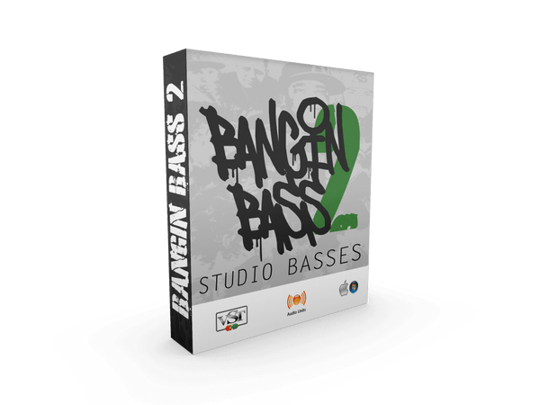 Bangin Bass 2: Studio Basses Expansion