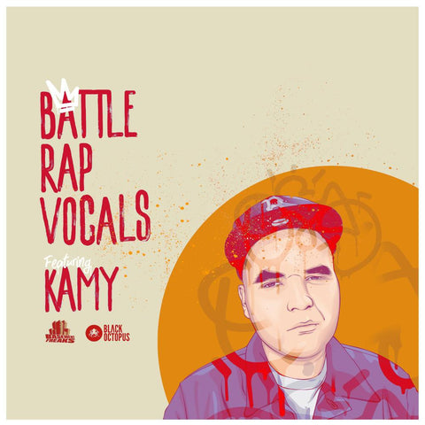 Battle Rap Vocals - One-Shots, Loops & Beats