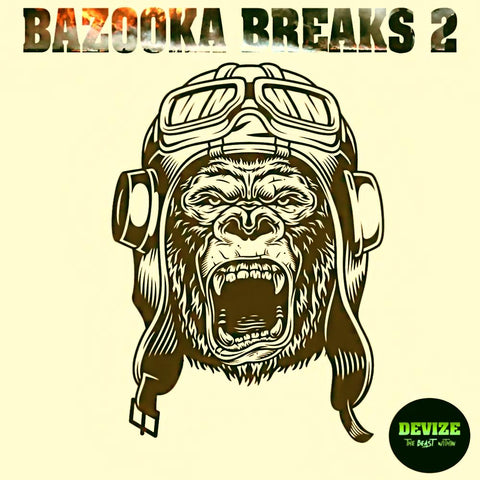 Bazooka Breaks 2 - Hip Hop Drum Breaks