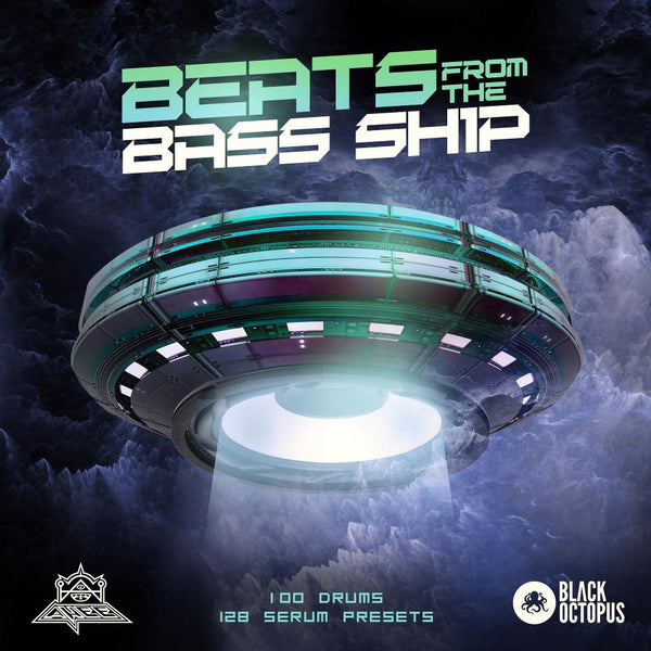 Beats From The Bass Ship (Serum Presets & Drum Hits)
