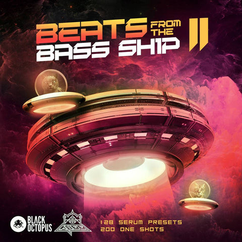 Beats From The Bass Ship 2 - Serum Preset Bank