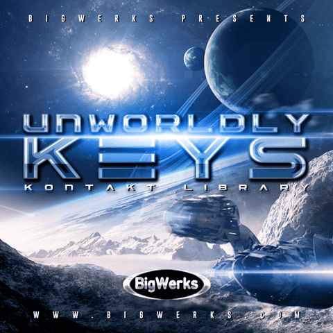 Unworldly Keys (Kontakt Library)