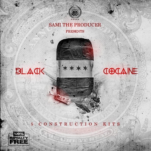 Black Cocaine (Construction Kit)
