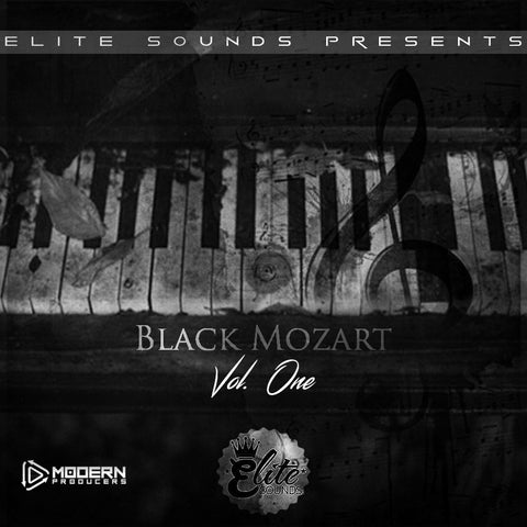 Black Mozart Vol.1 Construction Kit