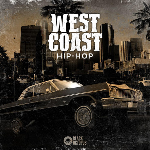 West Coast Hip Hop - Sample Loop Pack