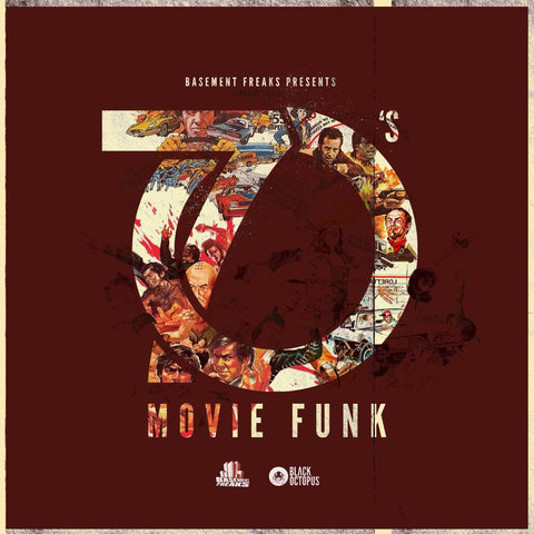 70s Movie Funk - Loops & One-Shots