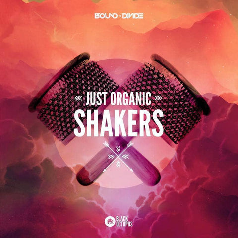Just Organic Shakers - Shaker Loops & One-Shots