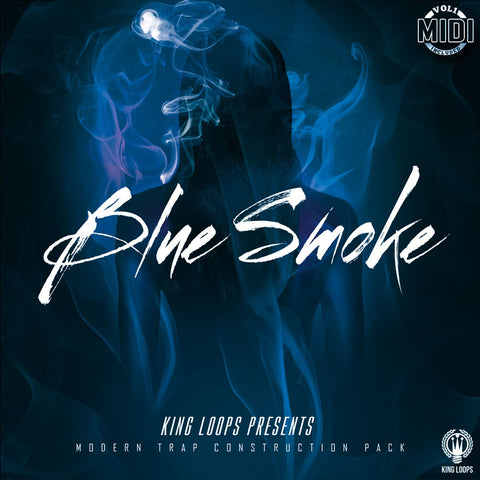 Blue Smoke - Innovative Trap Loops & MIDI Files