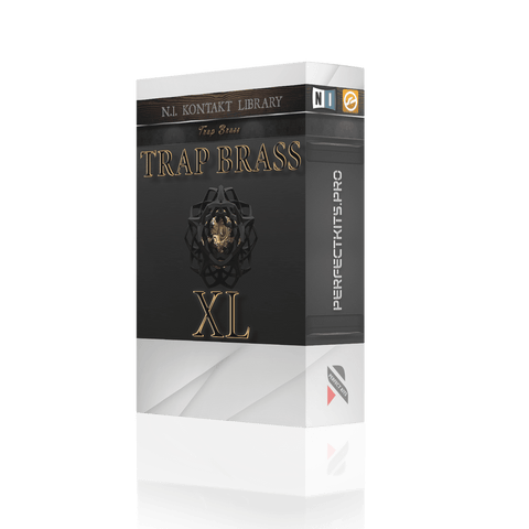 Trap Brass XL (Kontakt Library)