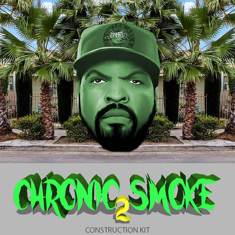 Chronic Smoke 2 - West Coast Beats
