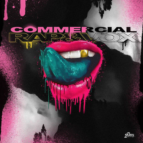 Commercial Rap & Vox - Loops & MIDI