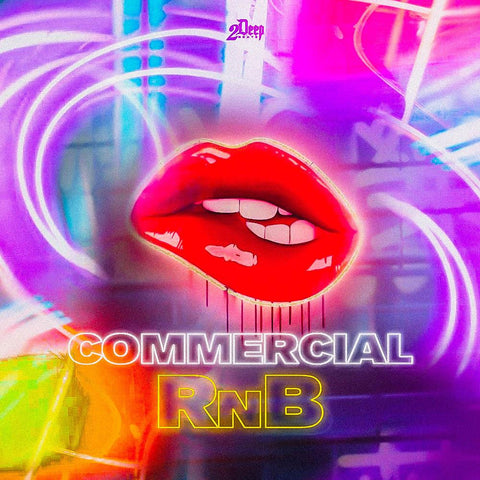 Commercial RnB - WAV & MIDI Loops