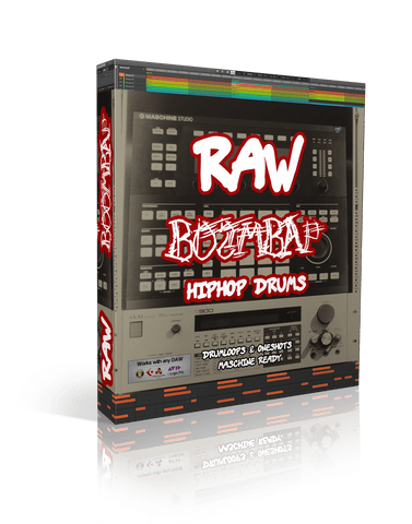 Raw BoomBap HipHop Drums