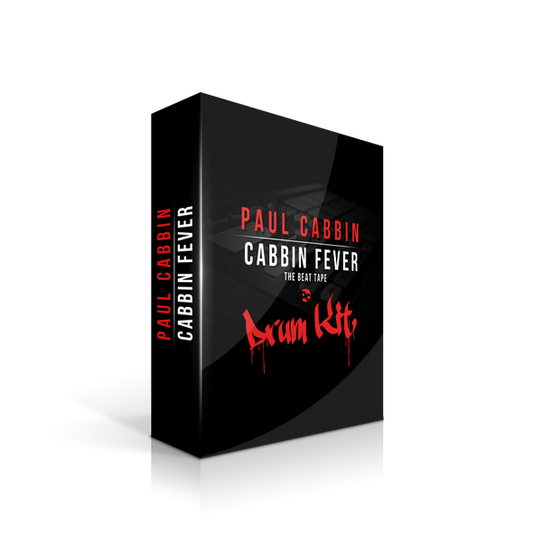 Cabbin Fever Drum Kit