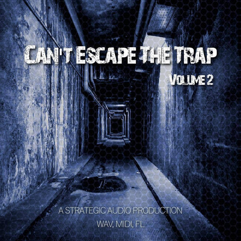 Can't Escape The Trap 2 - Loops, One-Shots & FLP