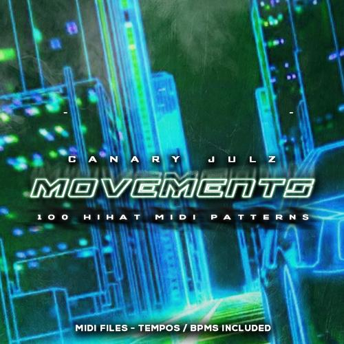 Movements (HiHat MIDI Loop Pack)