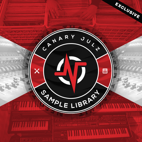Canary Julz Sample Library - 12 Original Compositions