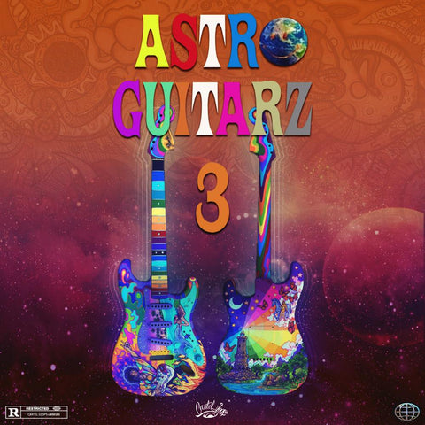 Astro Guitarz 3 (Sample Pack)