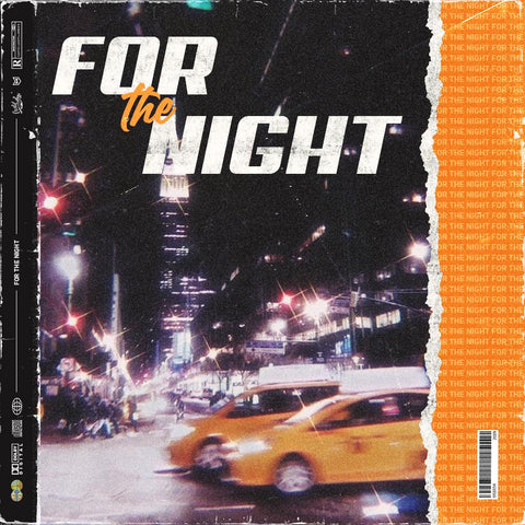 For The Night - Trap Soul Beats