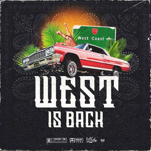 West Is Back - Dr Dre Type Beats