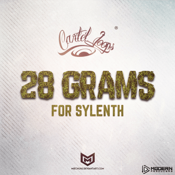 28 Grams Sylenth1 Bank