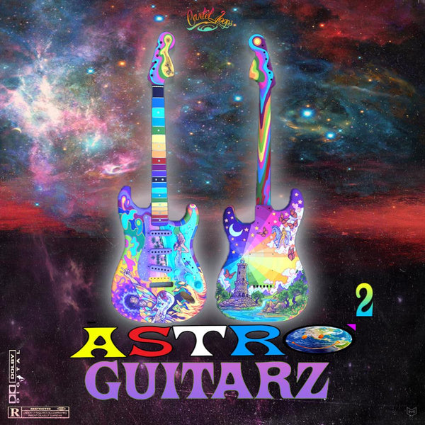 Astro Guitarz 2 (Sample Pack)