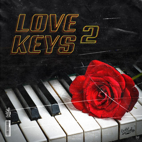Love Keys 2 - WAV Melody Loops