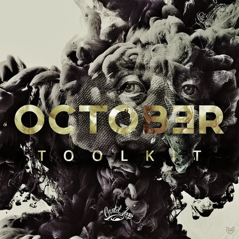October ToolKit - OVO Type Construction Kit & Drum Sample Collection