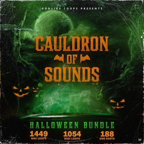 Cauldron Of Sounds Bundle - 100+ Kits