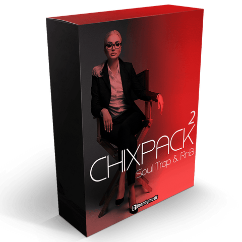 Chixpack 2 - Soul Trap and R&B Production Kit