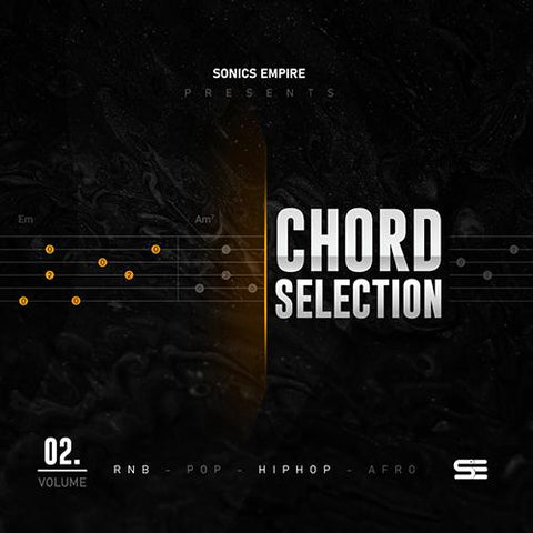Chord Selection 2 - WAV Samples & Loops