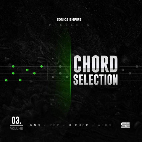 Chord Selection 3 - Chords, Melodies & Vocal Samples