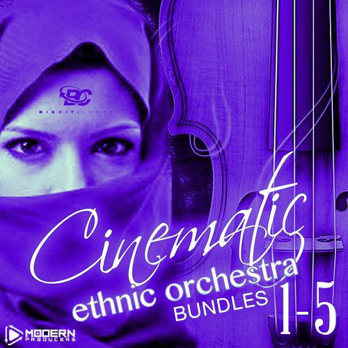 Cinematic Ethnic Orchestra Bundle (Vols 1-5)
