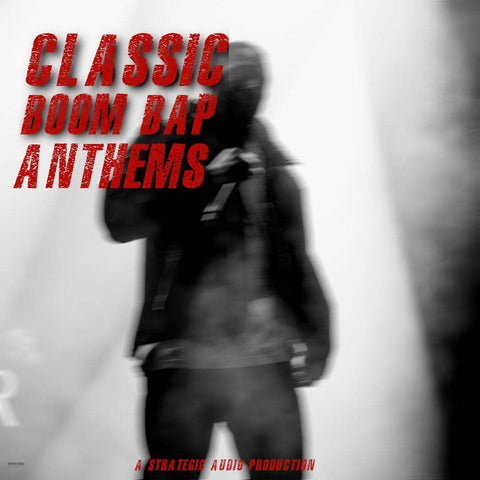 Classic Boom Bap Anthems - 90s Hip Hop