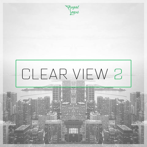 Clear View 2 - Post Malone Type Construction Kit