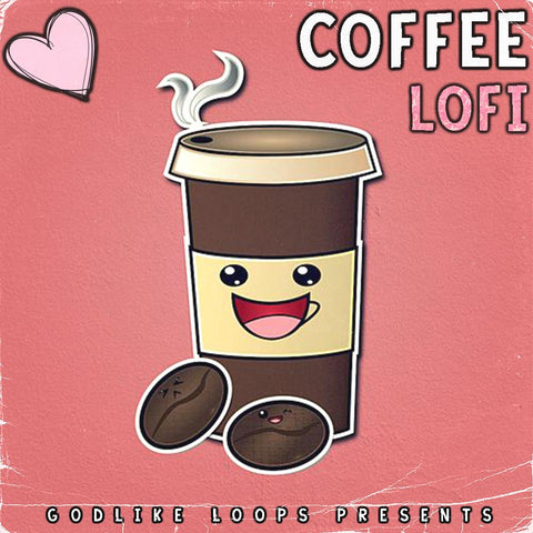 Coffee Lo-Fi - Construction Kits